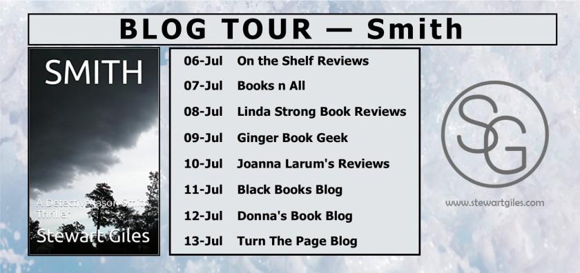 BLOG TOUR banner - Smith