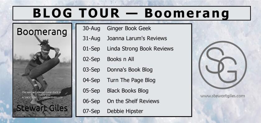 BLOG TOUR banner -Boomerang